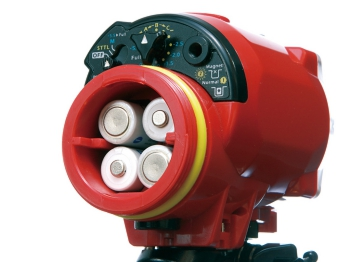S-2000電池収納状態